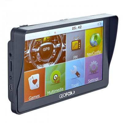 GPS навигатор GEOFOX MID 703 SЕ