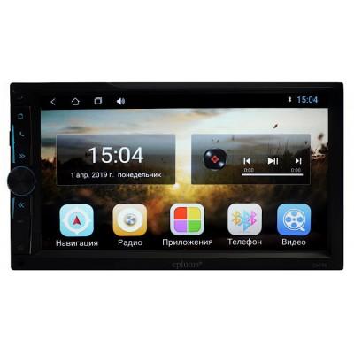 Автомагнитола c монитором Eplutus CA731 на Android