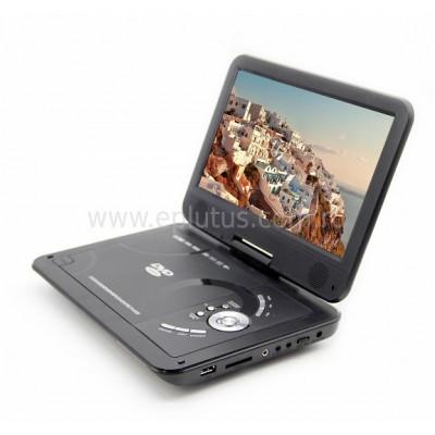 Портативный DVD плеер + TV тюнер LS-104T