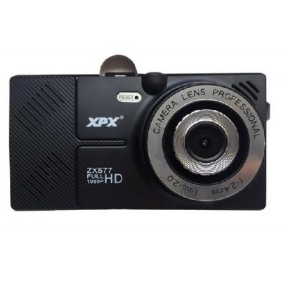 GPS-навигатор с видеорегистратором XPX ZХ577