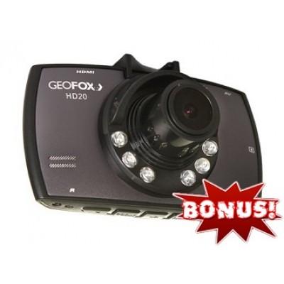 GEOFOX HD20