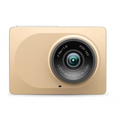 Xiaomi Yi Smart Dash Camera Gold