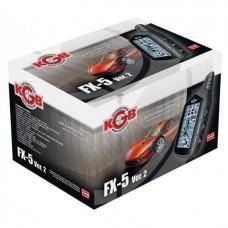 Автосигнализация KGB FX-5 ver.2