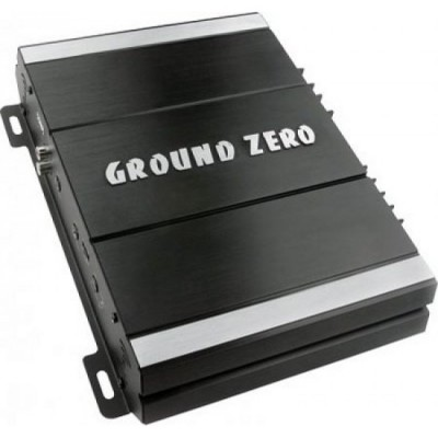 Усилитель автомобильный Ground Zero Iridium GZIA 2075HPX