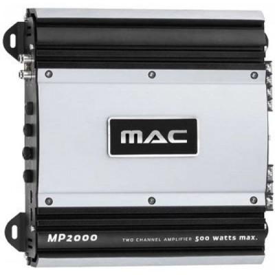 Усилитель автомобильный Mac Audio MPX 2000