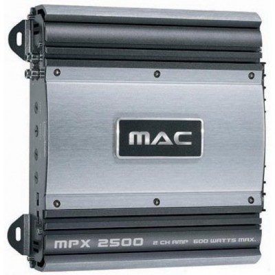 Усилитель автомобильный Mac Audio MPX 2500