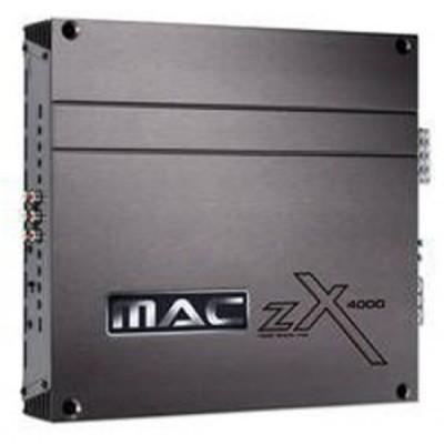 Усилитель автомобильный Mac Audio ZX 4000 Black Edition